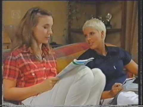 Holly's Lesbian Romance With Suzi From Family Affairs 3