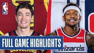 CAVALIERS at WIZARDS   FULL GAME HIGHLIGHTS   February 21, 2020