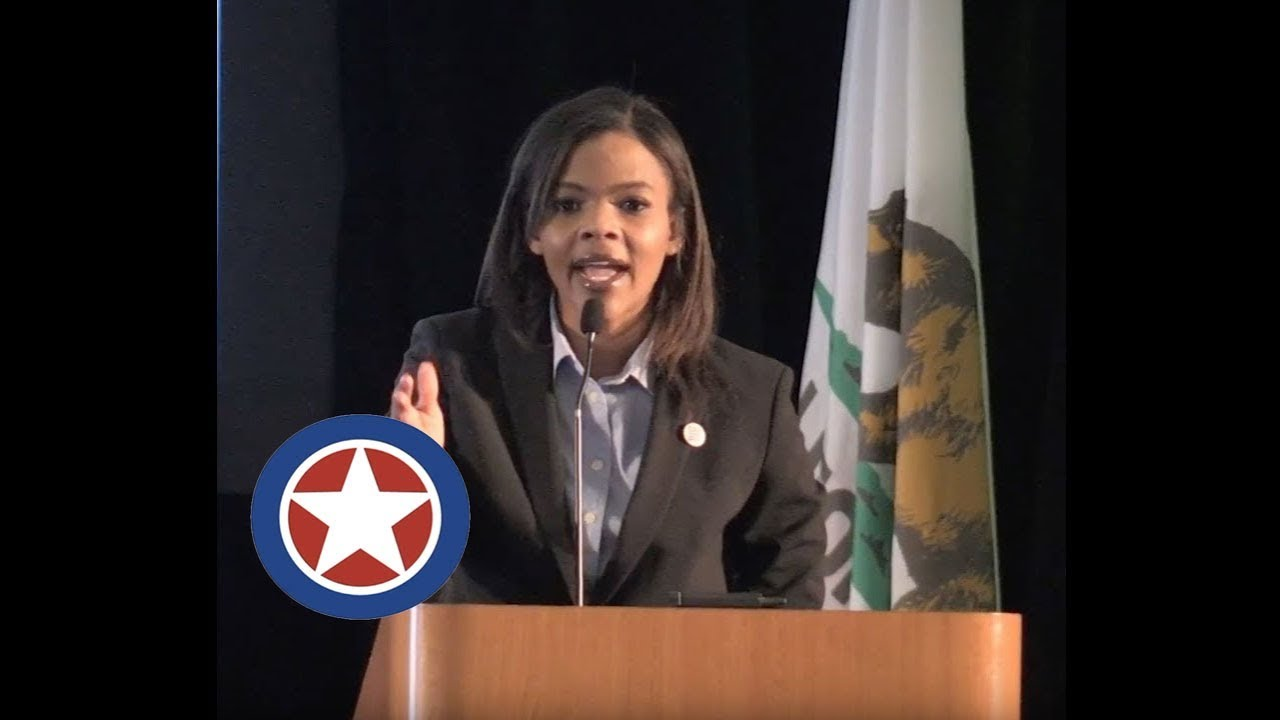 Charlie Kirk Amp Candace Owens Full Speech At Connect The