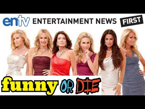Real Housewives Funny Or Die Cancelled Comedy Video Killed By Bravo Network Execs Youtube