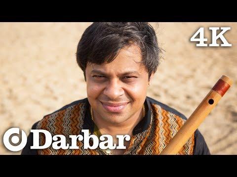Enchanting Venu Flute | Hamsanadam On The Beach | Shashank Subramanyam | Music Of India