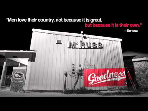 COUNTRY LOVE QUOTES (PART 2) • GOODNESS CAMPAIGN • CAYMAN ISLANDS