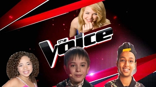 Top 4 Best Winner Performance In The Voice Kids- The Voice 2016
