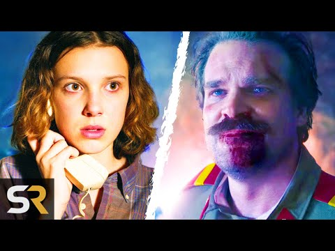Stranger Things Season 3's Ending (And Hopper's Fate) Explained