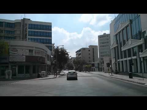 Nicosia on a Sunday