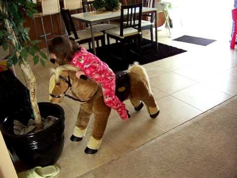 Giddy Up And Go Ponny :)