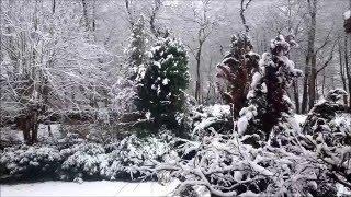 La fonte des neige des 2 golfs