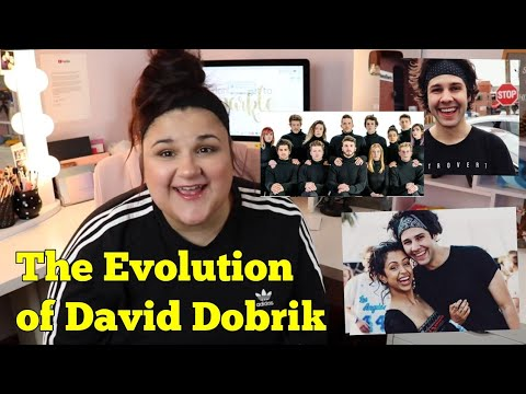 The Evolution Of David Dobrik And His Content