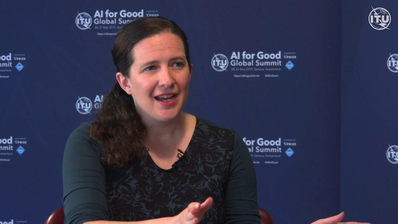 AI FOR GOOD 2019 INTERVIEWS: Anna Bethke, Head of AI for Social Good, Intel