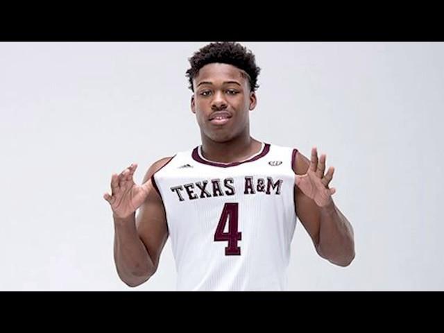 JJ Caldwell Texas A&M Aggies Highlights | Next Ones | 2017-2018 Highlights |