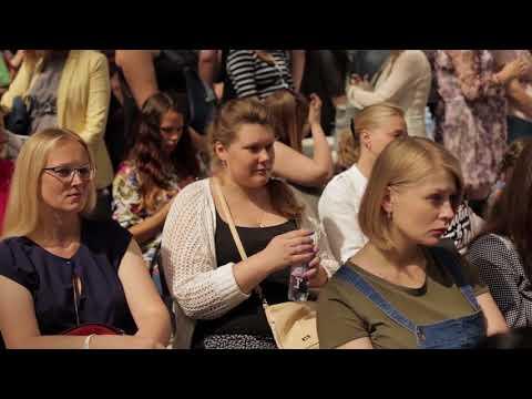 Смотреть Девичник для беременных в Санкт-Петербурге 23.06.18 онлайн