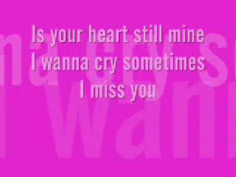 Aaliyah I Miss You w lyrics