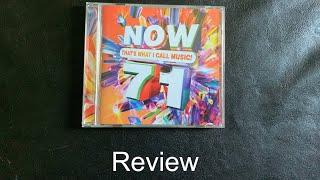 (Read desp)Now 71 review