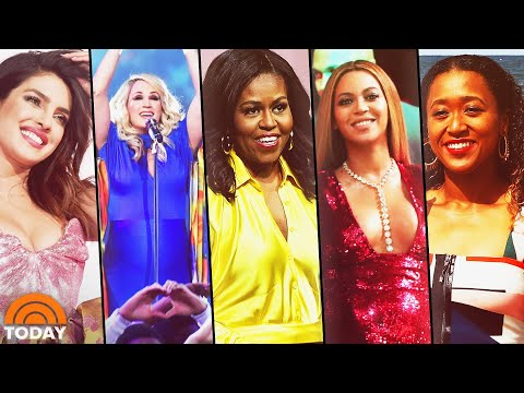 Celebrating International Women's Day With Michelle Obama, Beyoncé, and More | TODAY