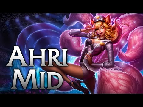 Popstar Ahri Mid - League of Legends Commentary