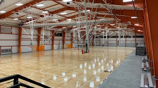 Sports Tourism on the Rise:Welcome to Columbia Sports Fieldhouse