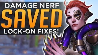 Overwatch: Moira is SAVED! - Damage Beam NERF Getting FIXED!