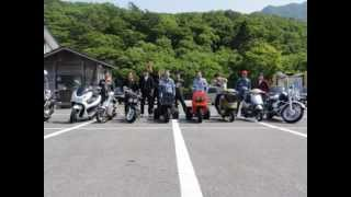 TEAM蛇色主催で宮城県蔵王町の遠刈田温泉まで合同ツーリングを決行しま...