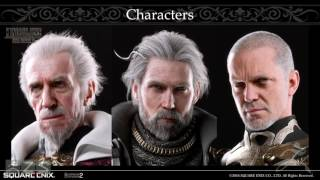 Official ZBrush Summit 2016 Presentation - Square Enix