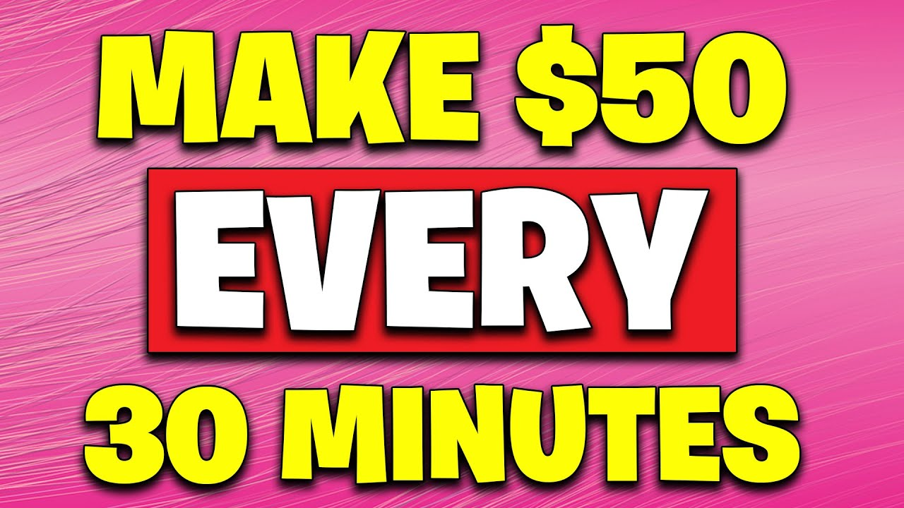 Earn $50 Every 20 Minutes TYPING CAPTCHAS [Make Money Online]