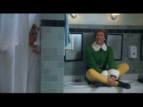 Zoe Deschanel & Will Ferrell  Ba, Its Cold Outside, from Elf