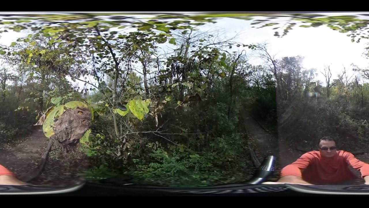 360 Video Of Tahlequah OK The Murrell Home Trail