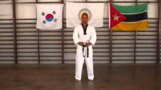 Taekwondo Poomsae 1 - 8