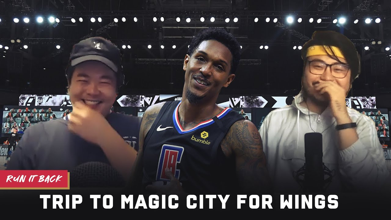 Trip to Magic City for Wings | Run It Back