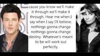 Glee-Keep holding on