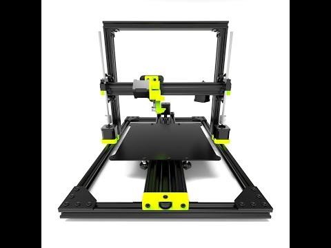 Rat Rig V-ORIGIN (DIY 3D Printer) - Assembly Video