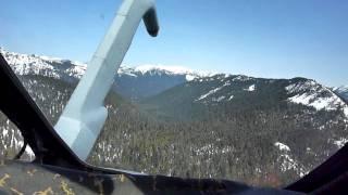 EA-6B Prowler on VR-1355