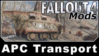 Fallout 4 Mods - APC Transport