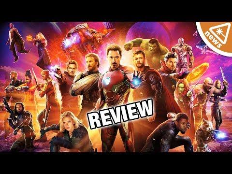 Does Avengers Infinity War Live Up to the Hype? (SPOILER FREE) (Nerdist News w/ Dan Casey)
