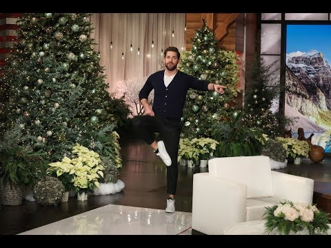Find Out What Movie Made John Krasinski Uncontrollably Sob
