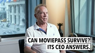 Mitch Lowe Can MoviePass Stay Afloat?