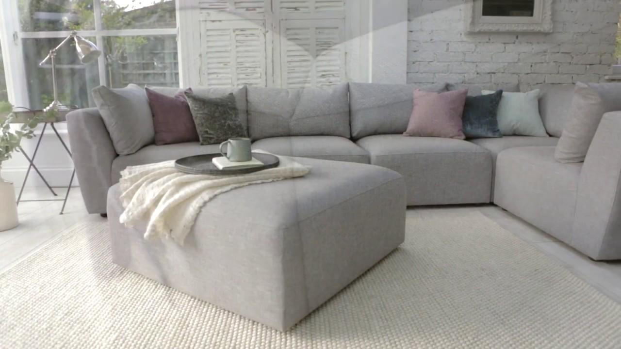 The Lounge Co. Lottie Modular Sofa