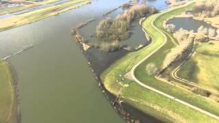 IJsselcentrale Zwolle Harcolu drone flight