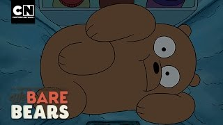 Switching Rooms | We Bare Bears | Cartoon Network