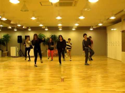 T-ara(티아라) - Shuffle Dancing with T-ARA(티아라와 함께 셔플댄스 따라하기)