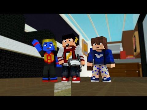 MINECRAFT LUCKY BLOCK TRKA | SAMO TNT ! from YouTube · Duration:  37 minutes 23 seconds