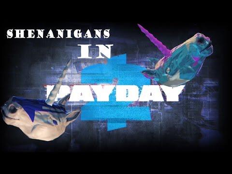 Shenanigans In Payday 2