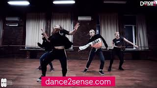 French Mintana - Unforgettable - dancehall dance choreography by Ria Killacrew - Dance2sense