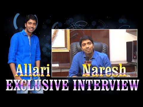 I Don't Want To Do Spoofs Any More : Allari Naresh