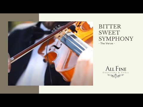 Bitter Sweet Symphony (Instrumental) - The Verve  (All Fine Orquestra / Casamento)