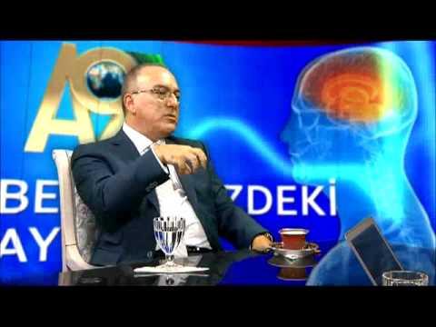 Bedenimizdeki Ayetler - Prof. Dr. Özenç Minareci, İst. Tıp Fak. Nöroradyoloji ABD Başkanı