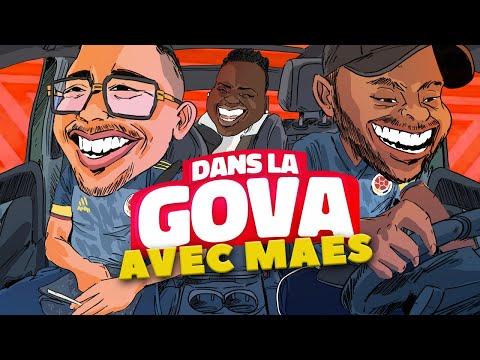 Youtube: DANS LA GOVA avec Maes |«Les Derniers Salopards» en EXCLU!
