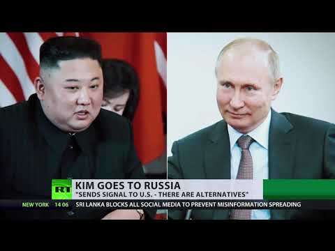 Putin-Kim Summit 'sends signal to US - N. Korea has other alternatives'