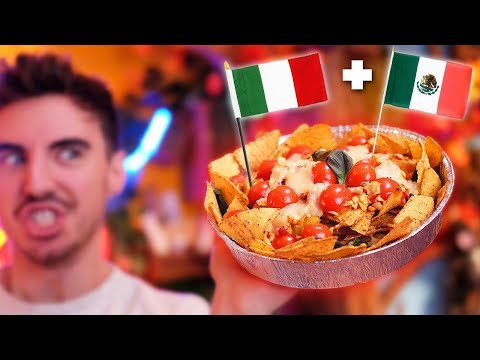 Nachos all'ITALIANA! - SPACEMIX