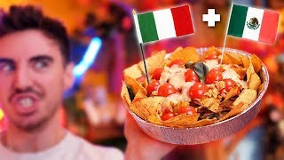 Nachos all\'ITALIANA! - SPACEMIX