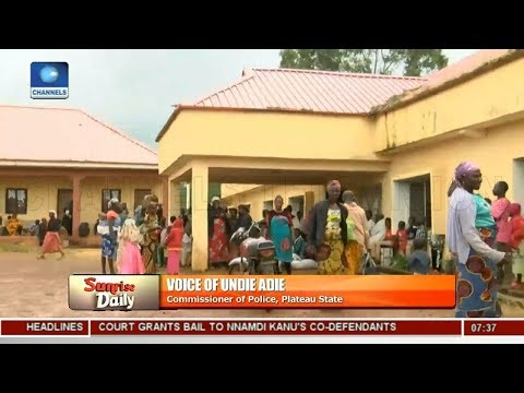 'Attack Was In Spontaneity' CP Denies Getting Wind Of Barkin-Ladi Attack Pt.2  Sunrise Daily 